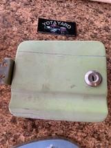 FJ60 fj62 Gas Fuel Tank Door + Lock No Key 81-90 Toyota Land Cruiser YOT... - $24.75