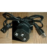 ELNA 500 & Air Electronic Carina Jubilee Stella Lotus Power Cord  PART#4... - $10.68