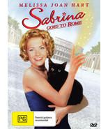 SABRINA GOES TO ROME  Melissa Joan Hart  Eddie Mills  Romance  FREE LOCA... - $9.12