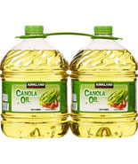 NEW Kirkland Signature Canola Oil, 3 qt, 2-count **FREE SHIPPING** - $23.99