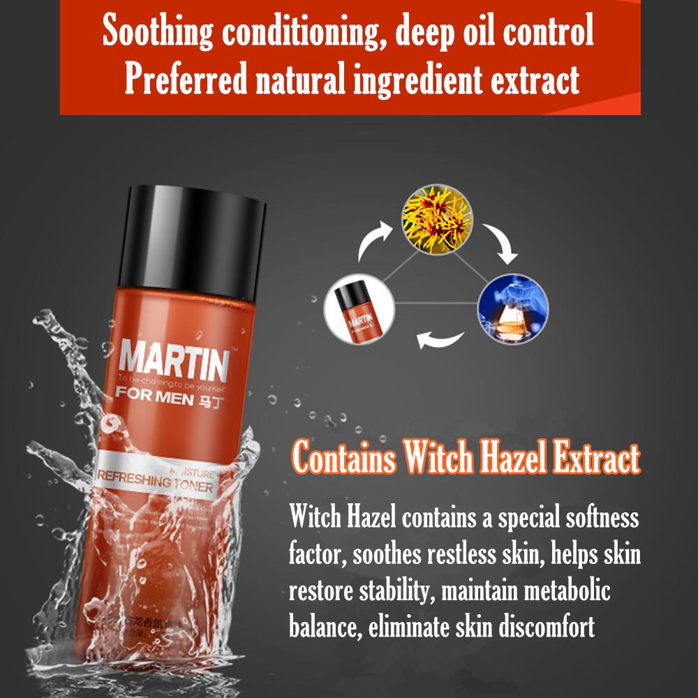 MARTIN Men's After Shave Moisture Refreshing Toner