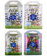 25 Champ Golf Tees, 3 1/4 Inchs, 5 Colors Available  - $3.99
