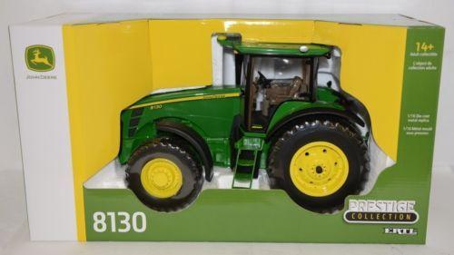 John Deere LP64474 Prestige Collection Die Cast 8130 Tractor