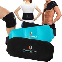 Multipurpose, Reusable Hot & Cold Compress Gel Pack with Secure Wrap for Instant - $51.00