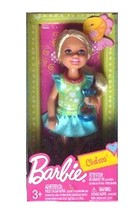 BARBIE CHELSEA DOLL WITH PET - CHELSEA AND FISH - $25.99
