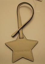 Purse Charm Michael Kors ReDuCeD pRiCe Leather Star Monogram Charm NWT K14 - $9.83