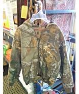 RedHead RealTree Silent Hide Camo Insulated Youth Jacket Medium - $54.99