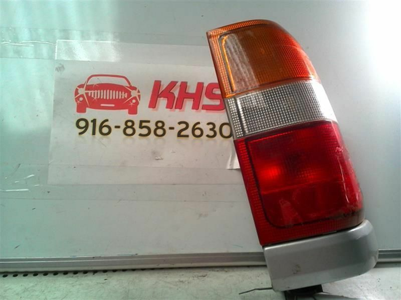Primary image for Passenger Right Tail Light Thru 8/31/00 Fits 98-01 PASSPORT 115997