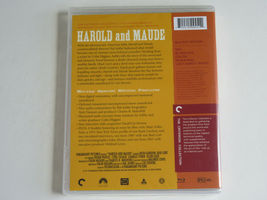 Harold and Maude Criterion Collection Blu-ray Bluray Widescreen New & Sealed OOP image 4
