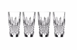 WATERFORD Lismore Diamond Shot Glass Set of 4 #160708 New - €129,18 EUR