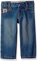 Cinch Boys White Label Toddler Jean, Light Stone wash, 4T - $37.99