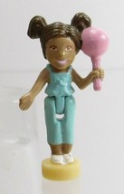 2002 Vintage Polly Pocket Doll Amusement Park - Shani Mattel Toys - $6.00