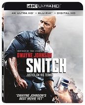 Snitch [4K Ultra HD+Blu-ray+Digital, 2012]