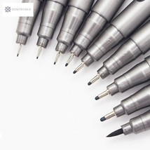1-Piece Pigment Liner Pigma Micron Ink Marker Pen 0.05 0.1 0.2 0.3 0.4 0... - $2.57