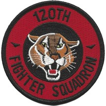 USAF 120th Fighter Squadron Patch NEW!!! NEW!!!  - $11.87