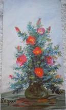 Vintage French Greeting  Card Segux D. Legrix - $1.99