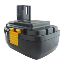18 Volt 3000mAh Replacement for Panasonic 18V EY3544 Power Tool EY9251 Battery - $47.28