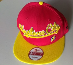 New Era 9Fifty Keystone City Thunder Football Hat Cap Snap-back One Size - £15.43 GBP