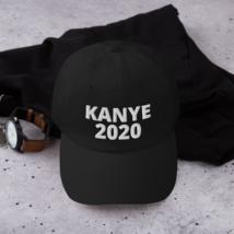 kanye 2020 hat / kanye 2020 Dad hat image 8