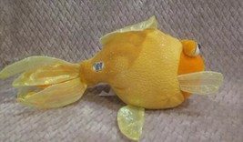 GANZ Plush Adorable Webkinz Retired Fantail Goldfish Big Eyed Fish B47 - $15.14