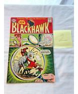 Blackhawk 199 Comic DC Silver Age Good Plus Condition Copy 2 - $4.99