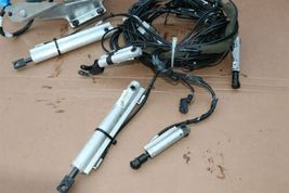 Pontiac G6 Convertible Top Lift Hydraulic Pump Motor Complete w/ Lines Cylinders image 3