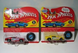 Hot Wheels Snake - Mongoose  Redline Series II (2)   dragsters 1:64  MINT - $27.23