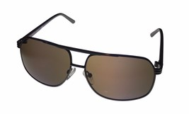 Timberland Men Sunglass Silver Rimless Metal Aviator, Solid Smoke Lens TB7113 7N - $17.99