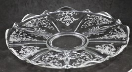 "Fostoria, Navarre No. 327, 14"", Torte Plate, made by Fostoria - $30.00"