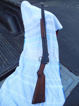 VINTAGE  CROSSMAN ARMS ROCHESTER N.Y. 101 or 102 PELLET RIFLE  BRASS BAR... - $134.99