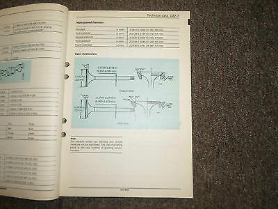 1986 Saab 9000 2 Motor Service Reparatur Shop Manuell Fabrik OEM Buch 86 Deal