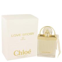 Chloe Love Story 1.7 Oz Eau De Parfum Spray image 4