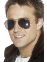Aviator Specs, Land, Sea and Air Forces Fancy Dress #AU - £2.12 GBP