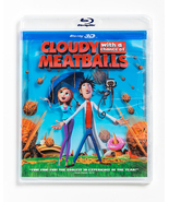 CLOUDY WITH A CHANCE OF MEATBALLS New Blu-ray 3D - $10.00