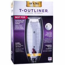 Andis Professional T-Outliner Hair Trimmer With T-Blade 04710 - $79.19