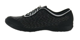 Cloudsteppers Clarks Slip-on Sneakers Dowling Pearl Black 8.5W New A294544 - $78.19