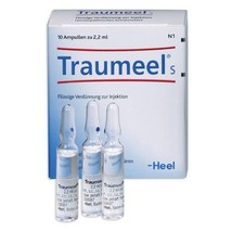 Heel Traumeel S Ampoules 2.2ml (10 ampules) - $41.95+