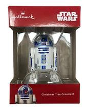 Star Wars 2018 Hallmark Disney R2-D2 Christmas Tree Ornament - $19.79