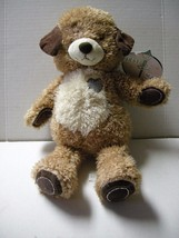 "Tender Freddy Bear By First & Main, Brown, 13"",  Brand New - $10.99"