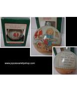 Hallmark HOME FOR CHRISTMAS Keepsake Ornament 1988 w/Box Betsey Clark - $14.99