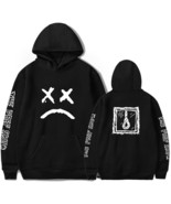 Lil Peep Hoodies 2018 Winter Men cry baby Sweatshirts Love Hooded Pullov... - $26.02