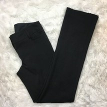 "Express Women's Black Slim ""Columnist Fit"" Dress Career Pants Size 2R - $19.79"