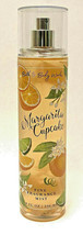 BATH & BODY WORKS FINE FRAGRANCE MIST BODY SPRAY MARGARITA CUPCAKE 8 OZ NEW - $12.34