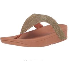 FitFlop Women's Lottie Glitzy Sandal - (Artisan Gold)* - $39.00