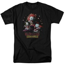 Killer Klowns From Outer Space T-shirt retro 1980's sci fi horror b movie MGM329 image 1