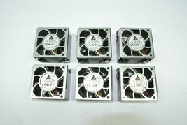 Qty (6) HP ProLiant DL380 G5 Hot Swap Fans 394035-001 - $24.99