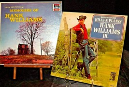 Memories of Hank Williams Slim Fenton and Ballads of the Hills and Plains Hank W