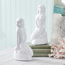 Two's Company Atlantia Set of 2 Decorative Mermaids - $64.30