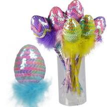 Sequined Easter Egg Pens Basket Gift (BULK LOT ... - $24.70