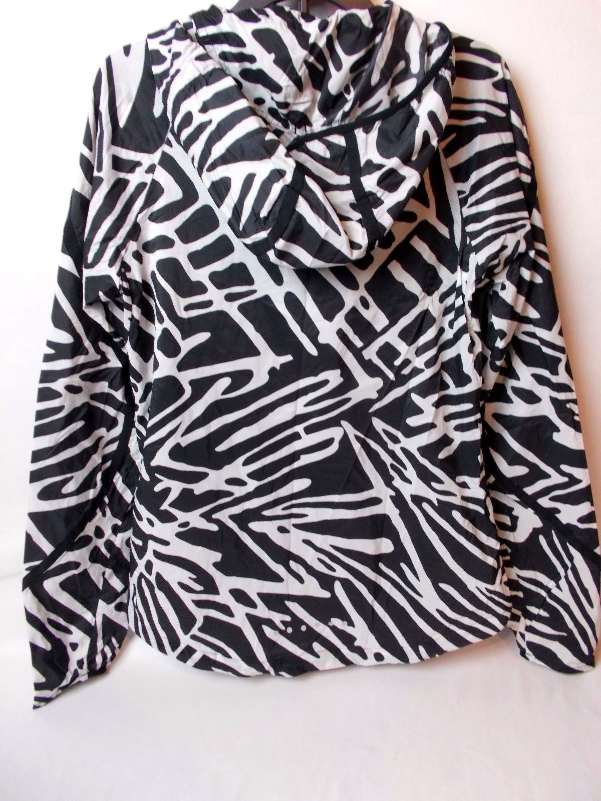 Nike Impossibly Light Palm Print Running Jacket Black